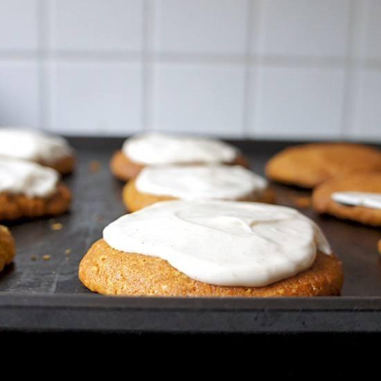 Rezept Kürbis-Spice Cookies