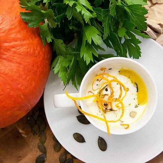 Rezept Kürbis-Suppe Rezept