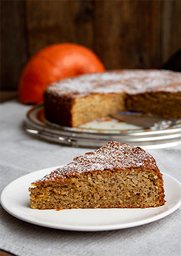 Rezept Kürbis-Zucchini-Haselnuss-Kuchen