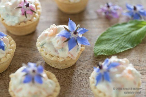 Rezept Lachs-Tartelettes
