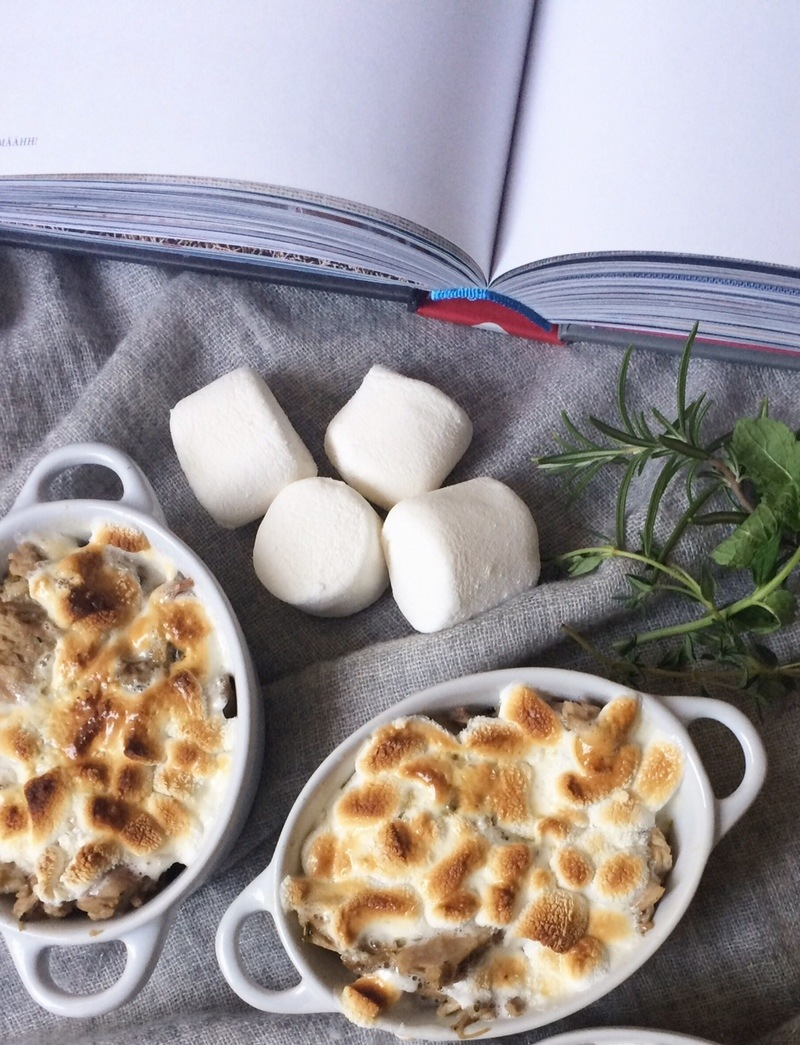 Rezept Lammgigot mit Marshmallows