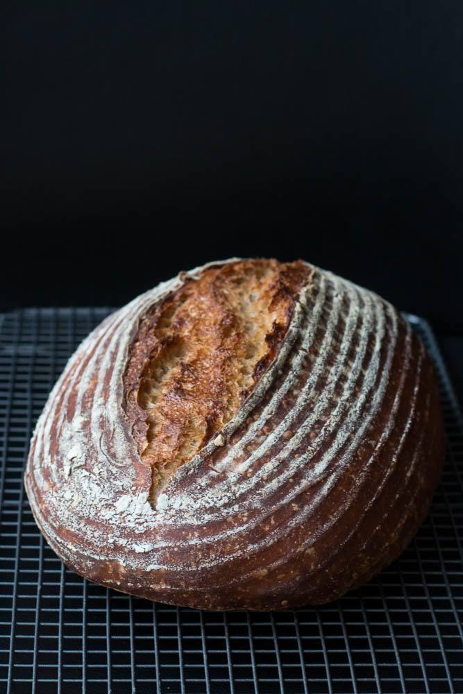 Rezept Landbrot ohne Hefe nach Tartine Bread