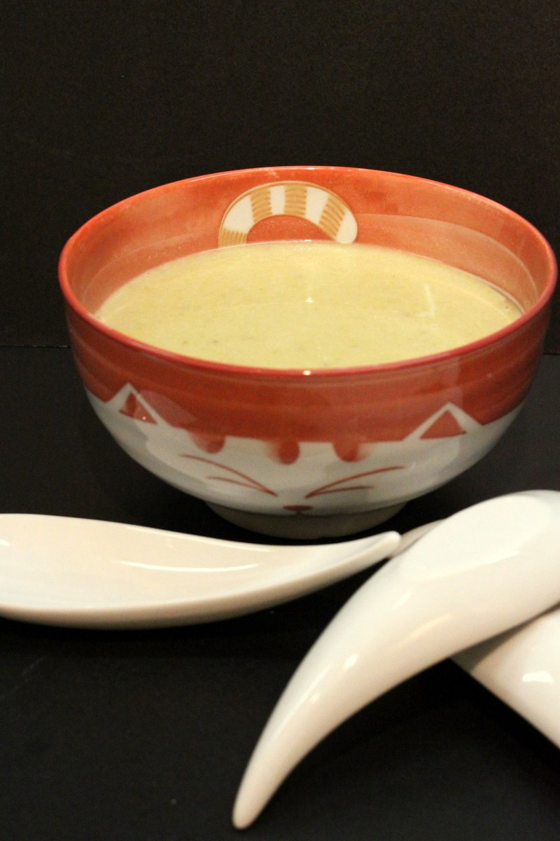 Rezept Lauch-Chicoree Suppe