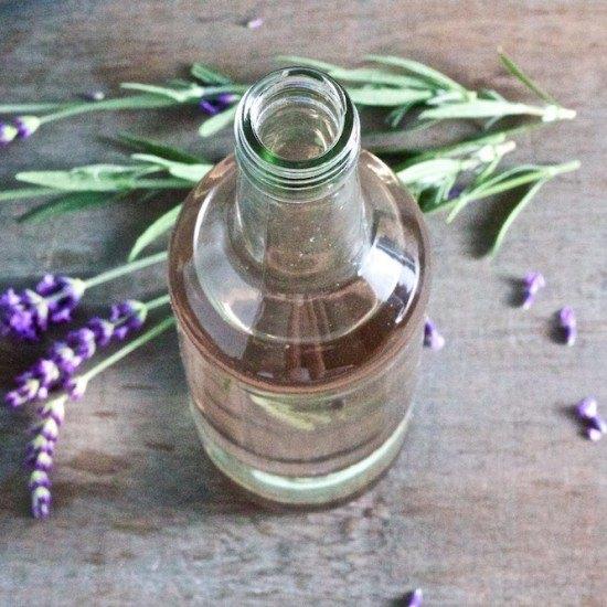 Rezept Lavendelsirup