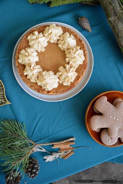 Rezept Lebkuchen Cheesecake