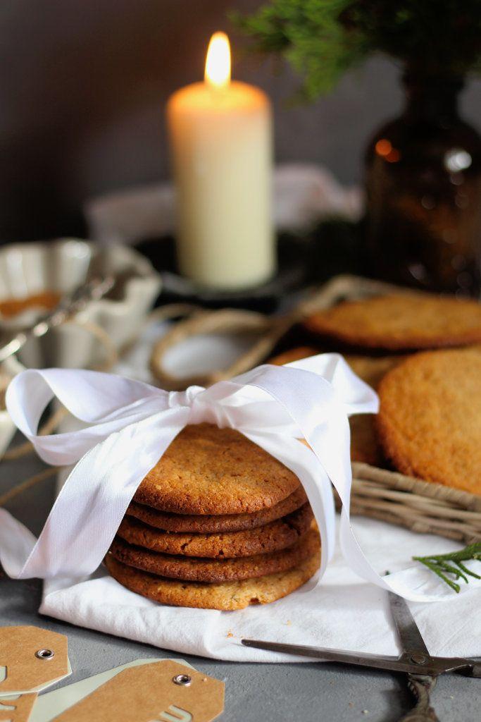Rezept Lebkuchen Cookies