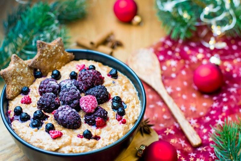 Rezept Lebkuchen-Porridge