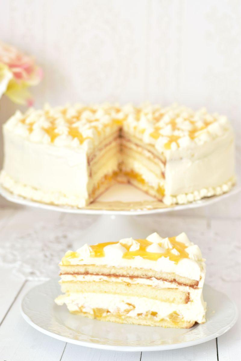 Rezept Leckere Maracuja Torte