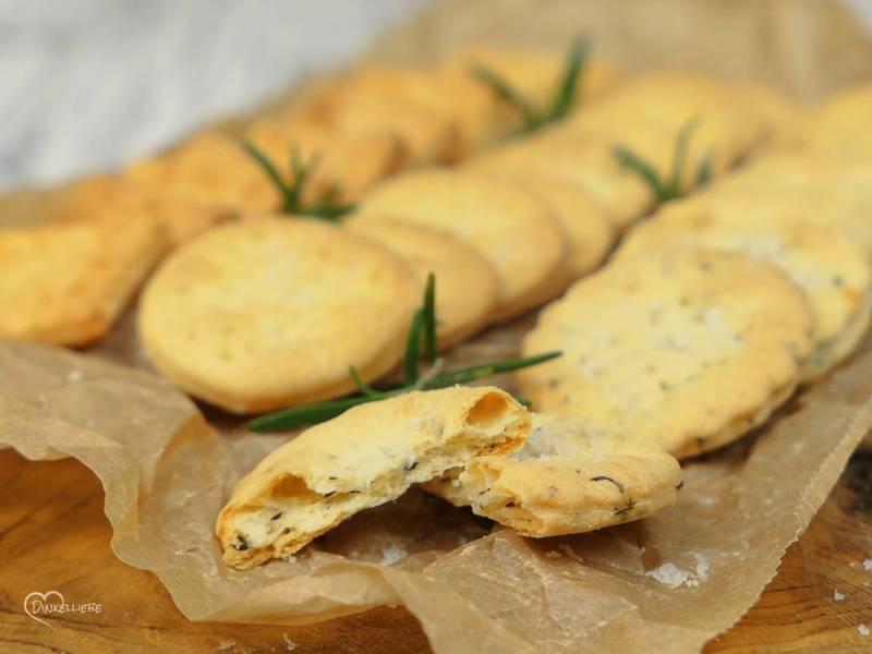 Rezept Leckerschmecker schnelle Cracker