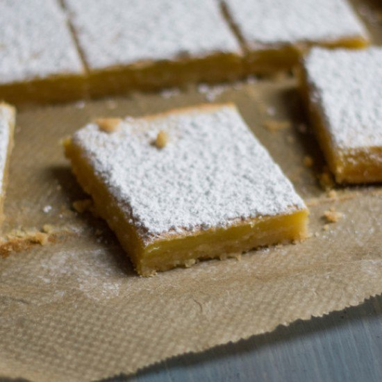 Rezept Lemon Bars