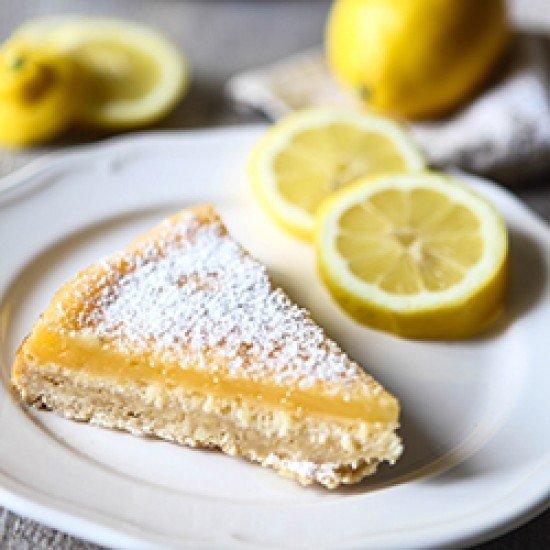 Rezept Lemon Cheesecake