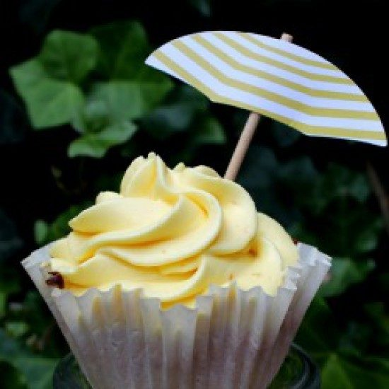 Rezept Lemon-Cupcakes
