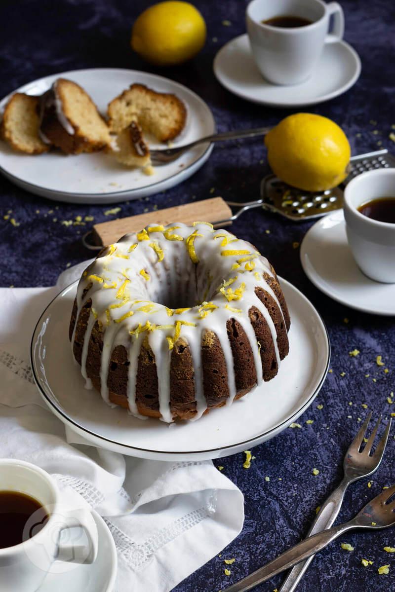 Rezept Lemon Curd Gugelhupf