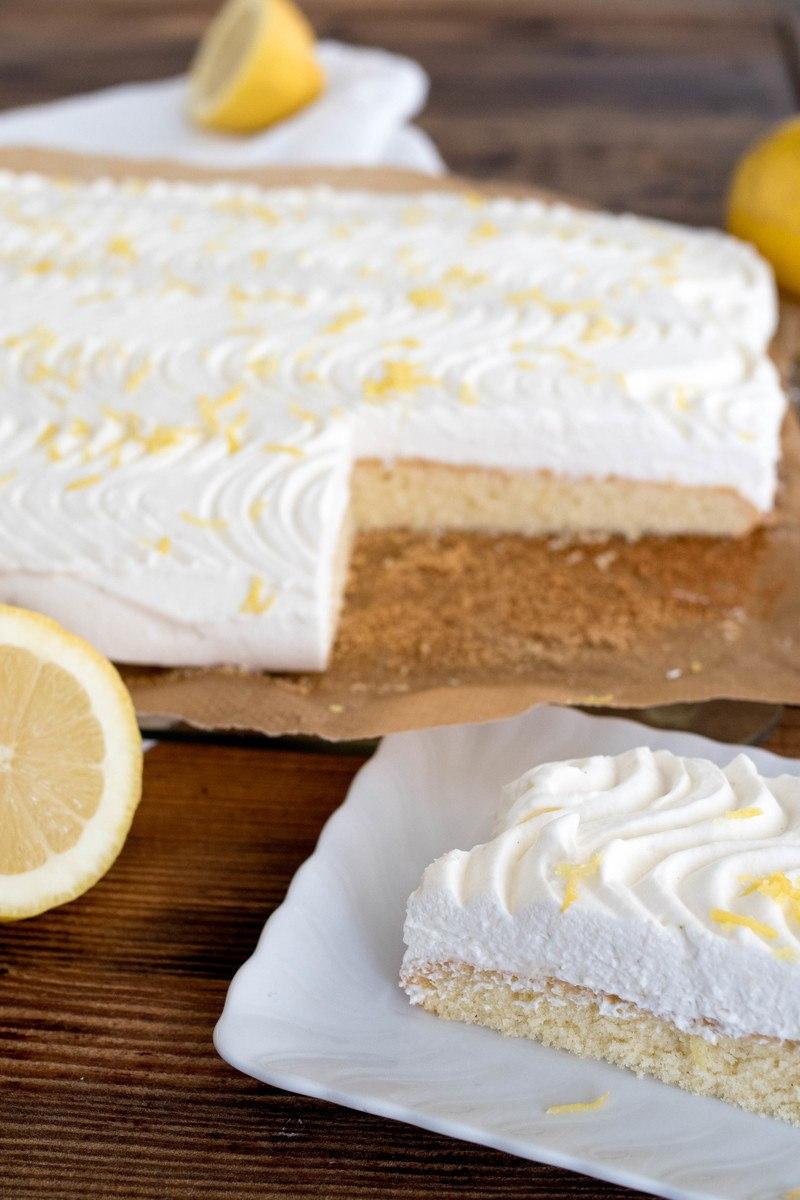Rezept Lemon Curd Kuchen