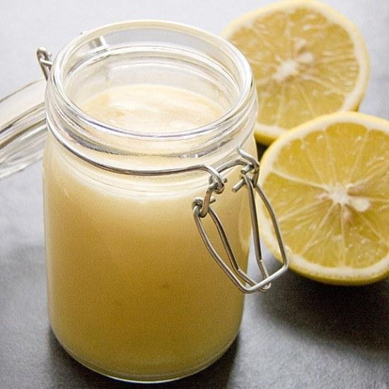 Rezept Lemon Curd