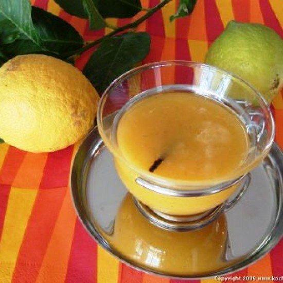 Rezept Lemon-curd