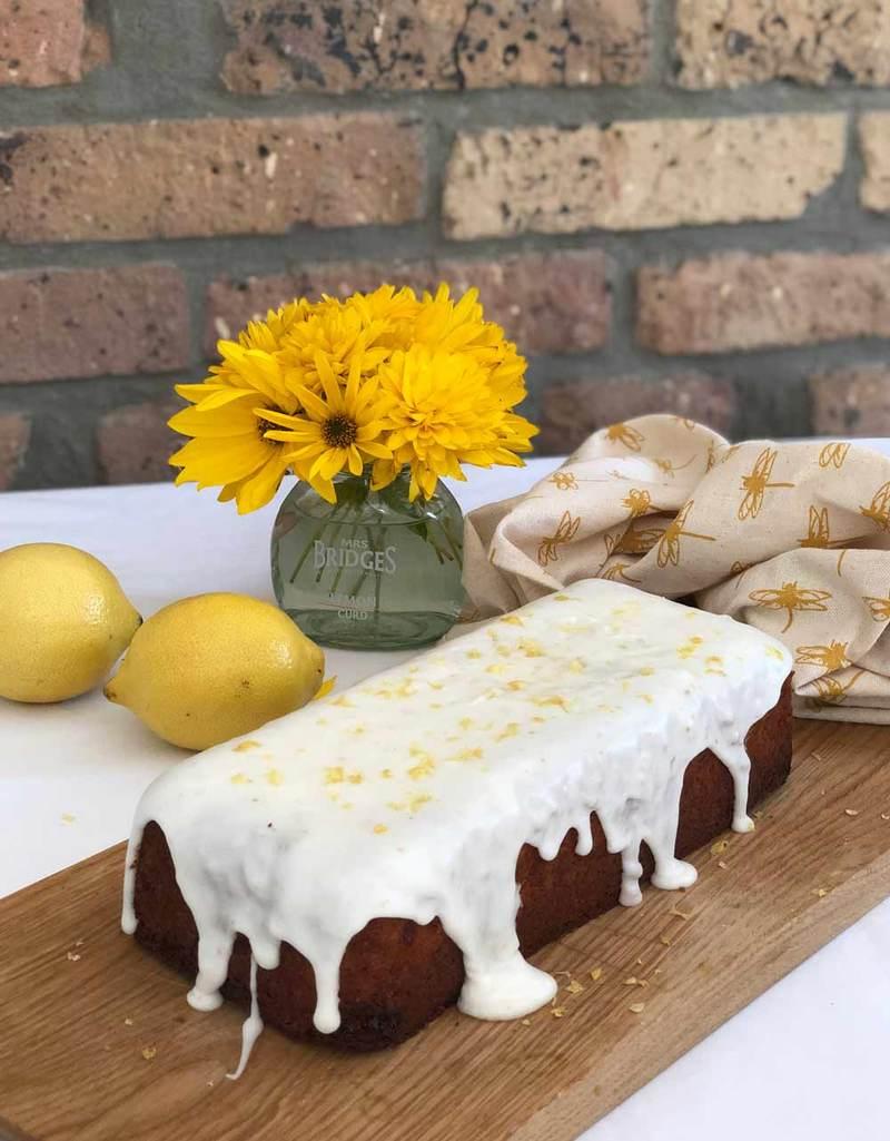 Rezept Lemon Drizzle Cake