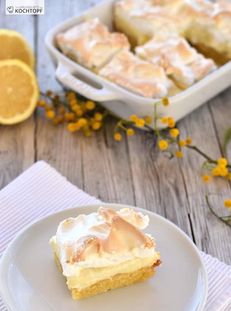 Rezept Lemon Meringue Bars