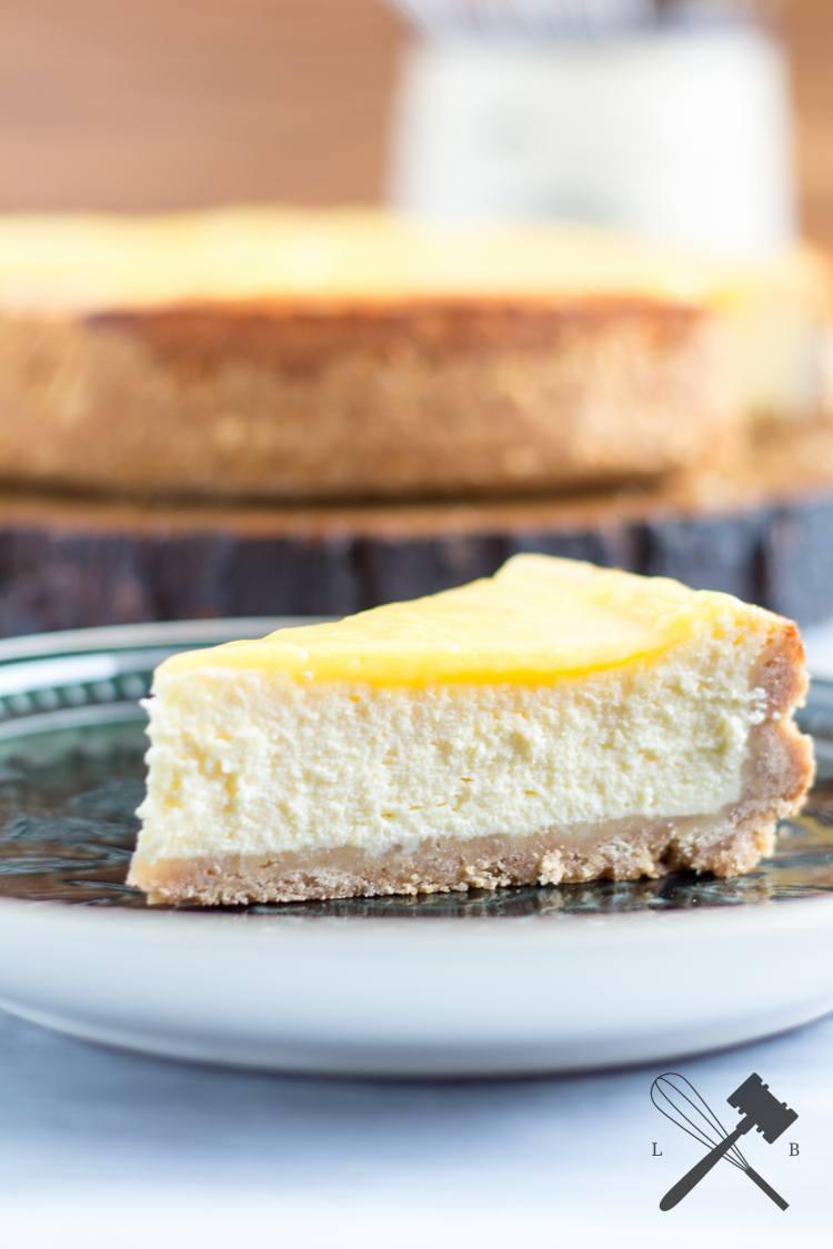 Rezept Lemoncurd Cheesecake