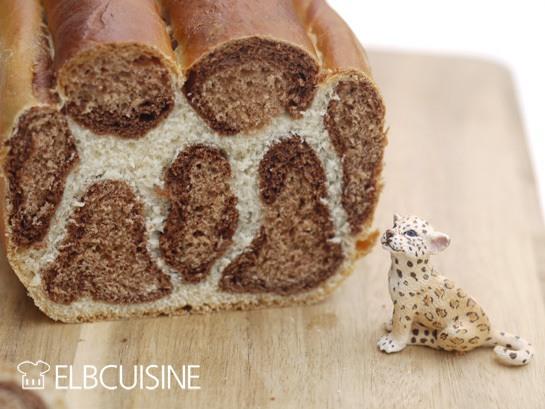 Rezept Leopardenbrot – nicht zu süß und tierisch lecker