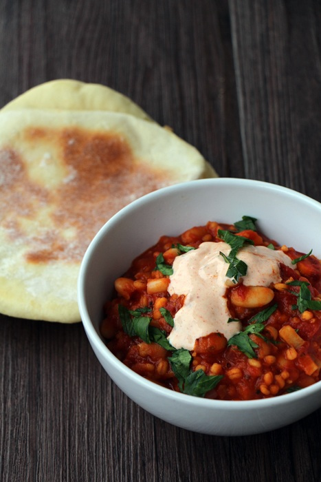 Rezept Libanesischer Schmortopf