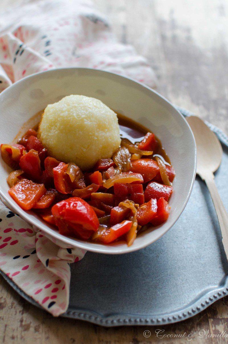 Rezept Lieblingswinteressen: Vegetarisches Paprikagulasch