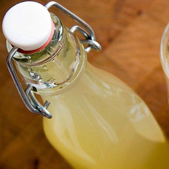 Rezept Limetten-Basilikum-Sirup