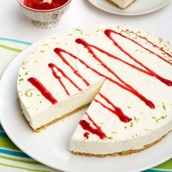 Rezept Limetten Cheesecake ohne Backen