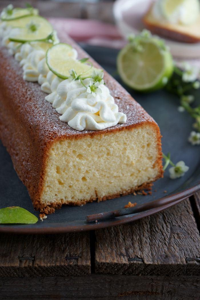 Rezept Limettenkuchen – luftig und leicht