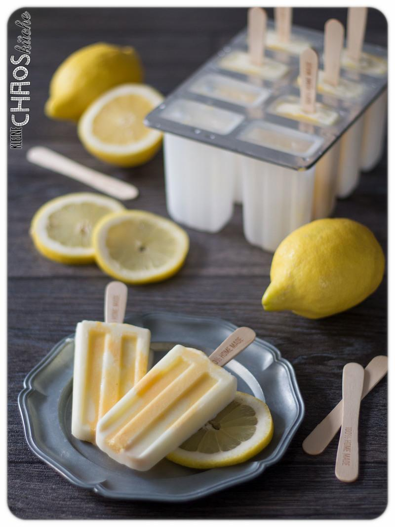 Rezept Limoncello Lemon Curd Popsicles