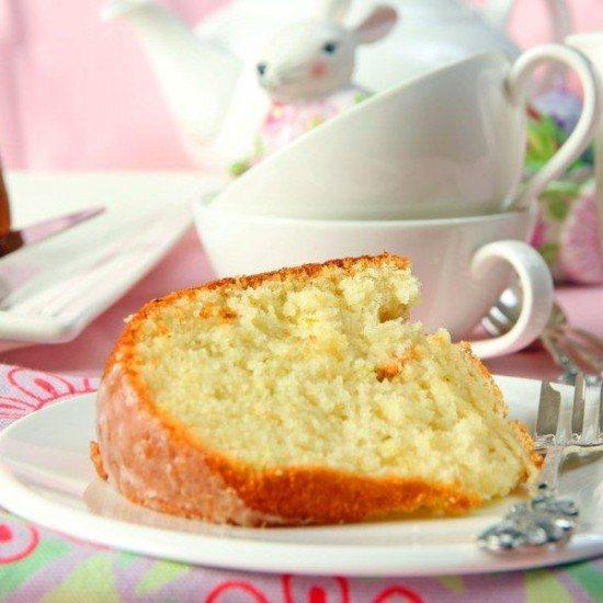 Rezept Limonen Joghurt Kuchen