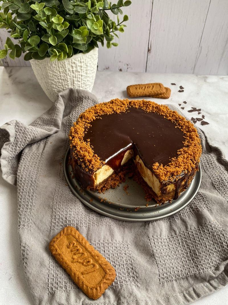Rezept Lotus Cheesecake