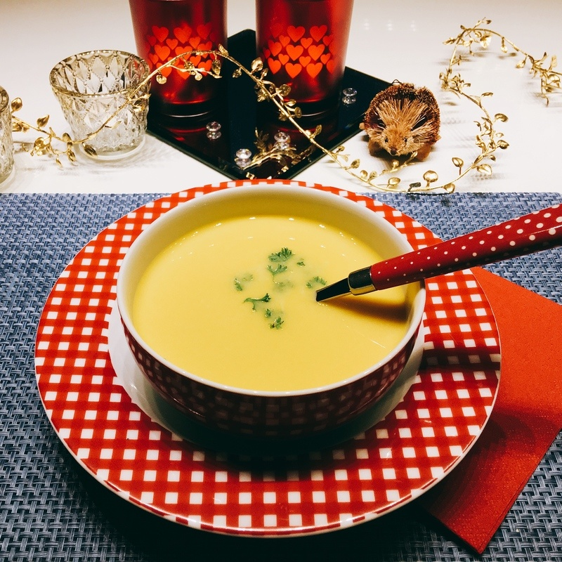 Rezept Low Carb Chicoréesuppe