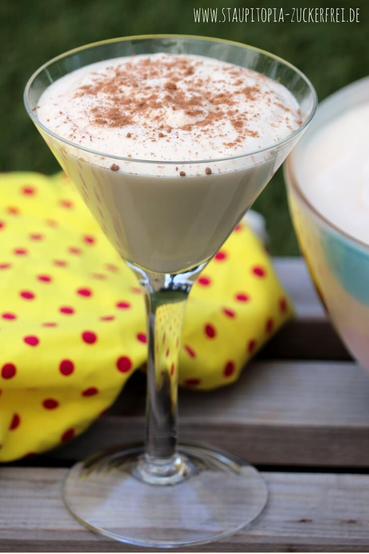 Rezept Low Carb Vanille Dessert Creme: Ein Low Carb Dessert für viele