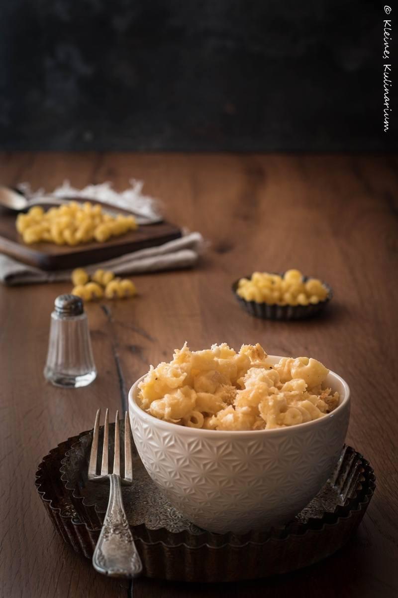 Rezept Mac & Cheese