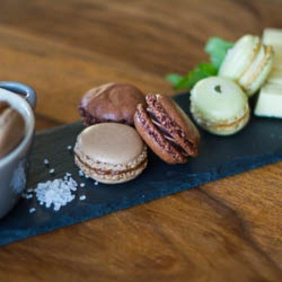 Rezept Macarons in 3 Variationen