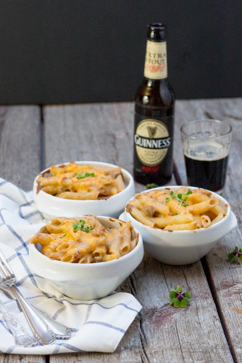 Rezept Mac'n'Cheese mit Guinness