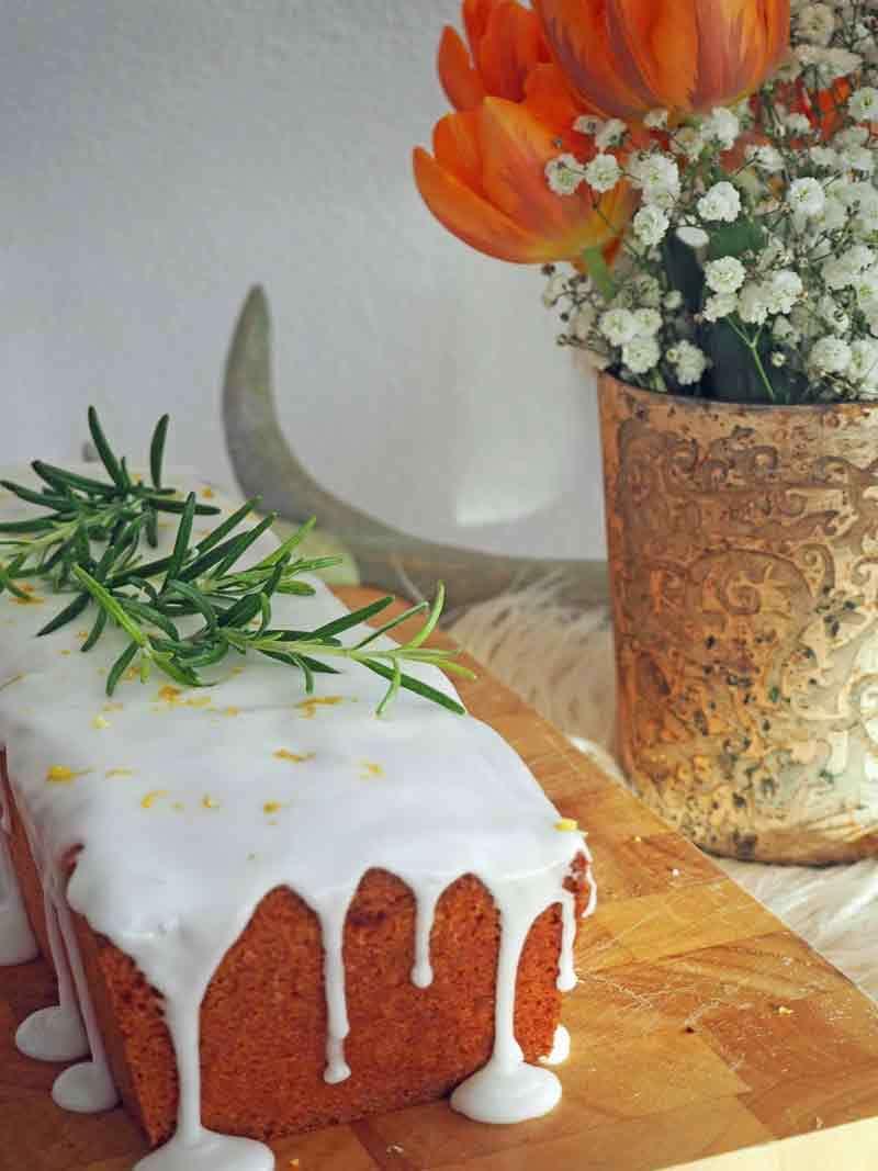 Rezept Madeira Cake