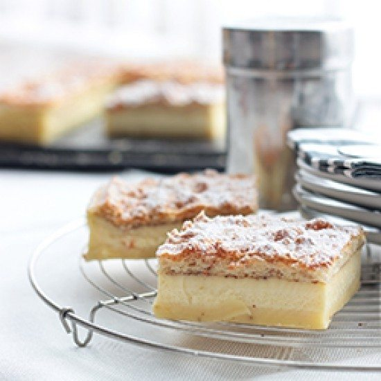 Rezept Magic Custard Cake