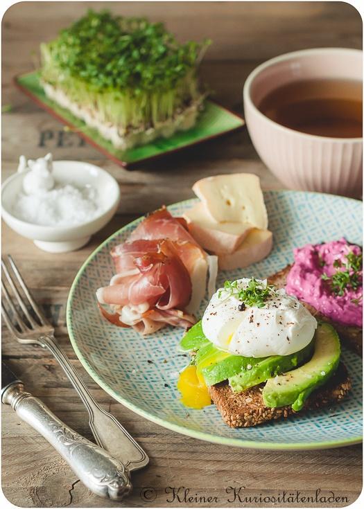 Rezept Making-Of Pochierte Eier