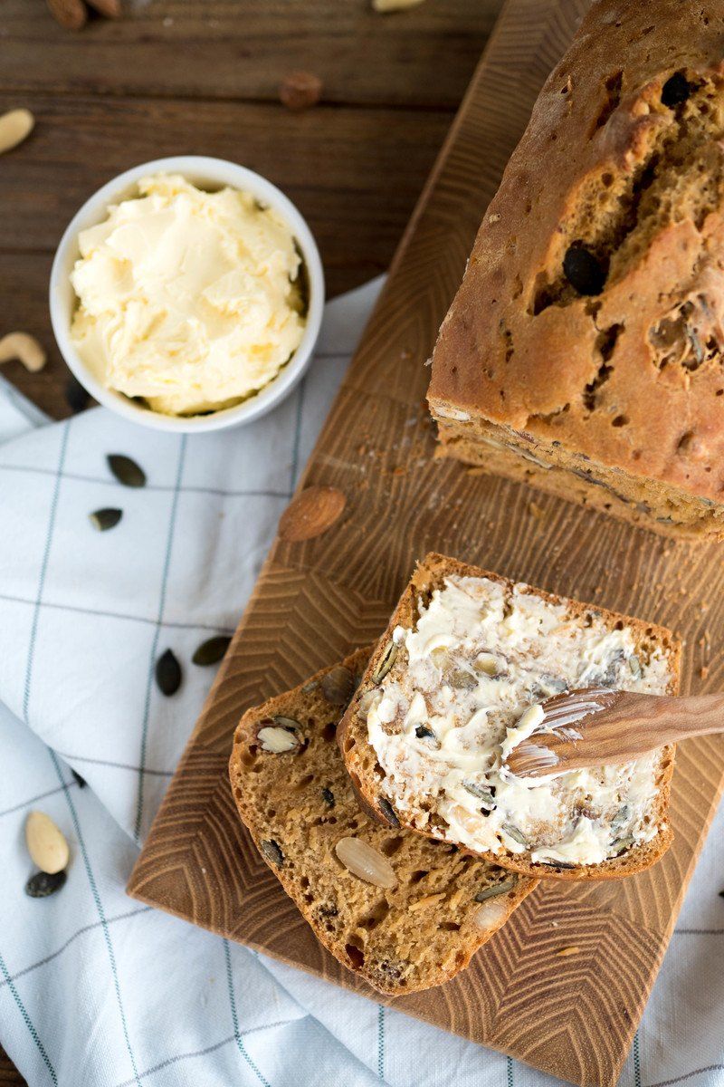 Rezept Malz-Nuss-Brot