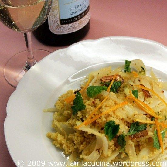 Rezept Mandarinen-Fenchel-Couscous