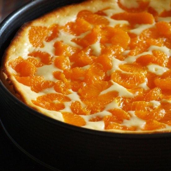 Rezept Mandarinen-Käsekuchen
