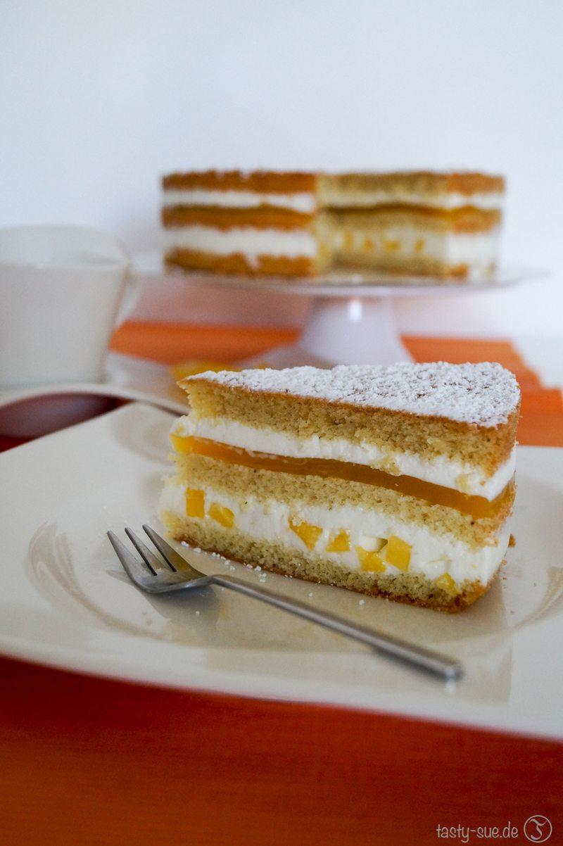 Rezept Mango-Lassi-Torte - frisch, leicht und lecker