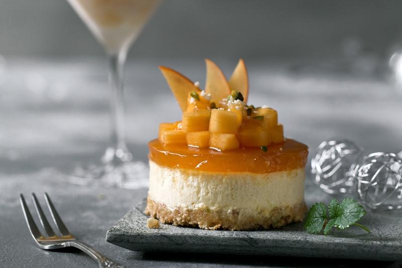 Rezept Mango-Mousse-Törtchen