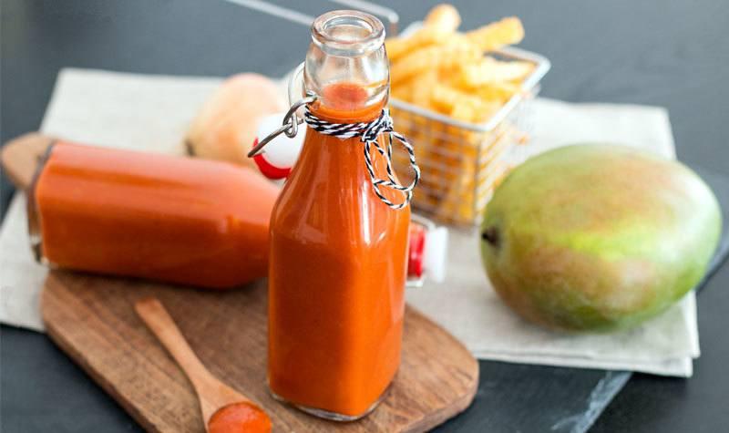 Rezept Mangoketchup selber machen