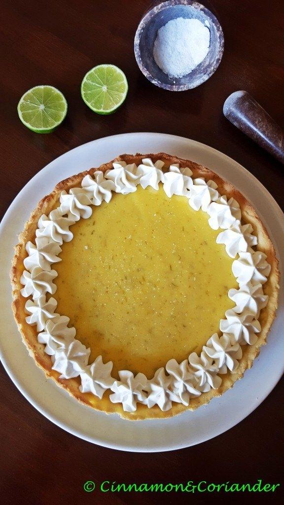 Rezept Margarita Tart
