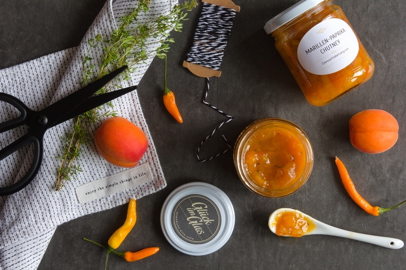 Rezept Marillen-Paprika-Chutney