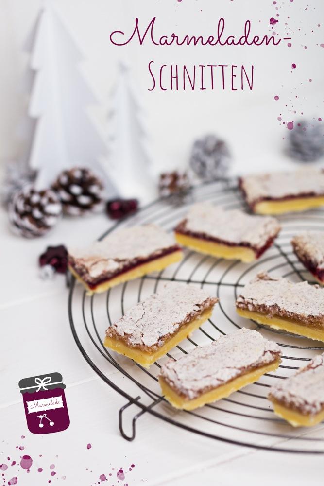 Rezept Marmeladen-Schnitten