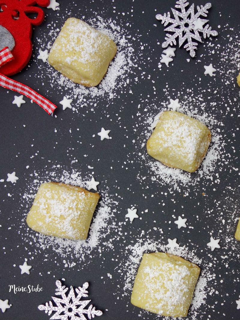 Rezept Marzipankissen, leckere Plätzchen nicht nur für Weihnachten